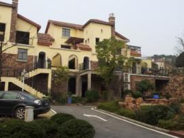 迪亚溪谷 四合院 带大花园的别墅可利用面积达到500方