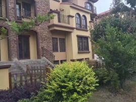 太湖边龙玺太湖湾复式合院,中庭四季花园,动静分离,靠山邻湖!