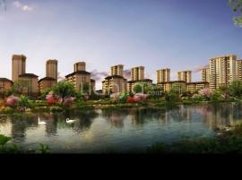 嘉兴一手住宅-新城金樾。新城品质开发商 期房发售