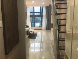 新区中邦欢乐颂4.6米挑高复式公寓总价28万起实得70平方