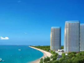 碧桂园十里金滩 一线海景 精装交付 给您温馨的家