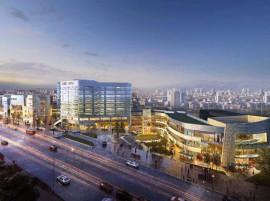 大竹林核心商圈+轻轨站旁边+约30万固定人流