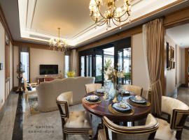 海口市中式别墅   小户型3房精装修  400万起  苏州园林