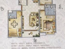 豪城天下e区 3室2厅3卫