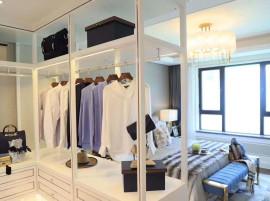 中海国际珑湾经典三室119平超高赠送 全景落地窗,内部团购房